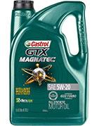 Castrol 03063 GTX MAGNATEC 5W-20 Motor Oil