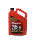 Genuine Ford Fluid 5W20 Motor Oil