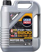 Liqui Moly TOP TEC 0W20 Engine Oil
