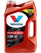 Valvoline MaxLife SAE 5W-30 Synthetic Blend Motor Oil