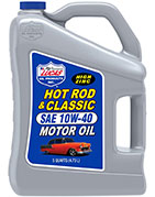 Hot Rod Motor Oil with Zinc - SAE 10W-40